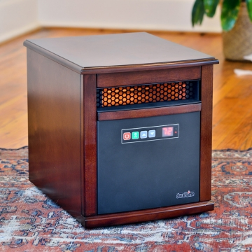 3 Reasons why Infrared Heaters are Better than Other Space Heaters Picture