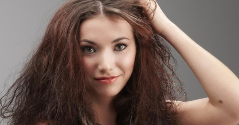 Tips for Taming Frizzy Hair Picture